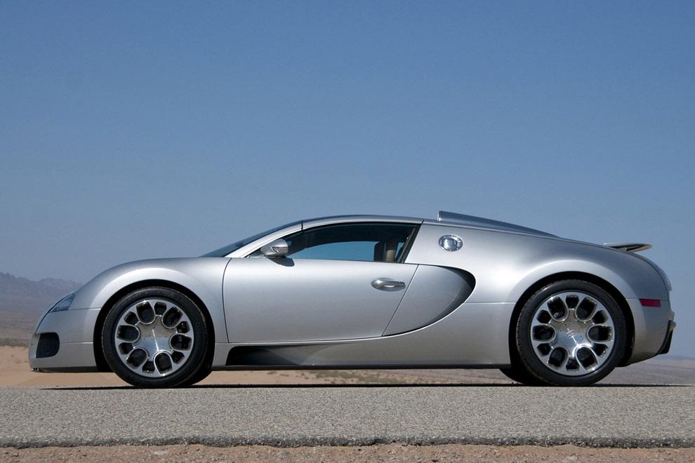 Bugatti Veyron 16.4 Grand Sport Vitesse 1 Of 1 (8)