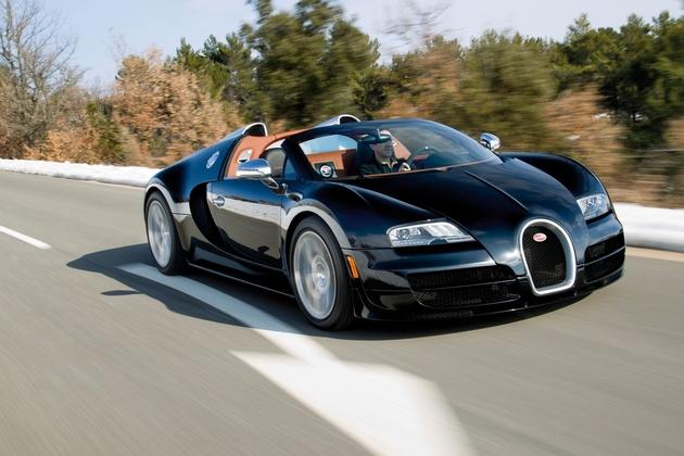 Bugatti Veyron 16.4 Grand Sport Vitesse 1 Of 1 (11)