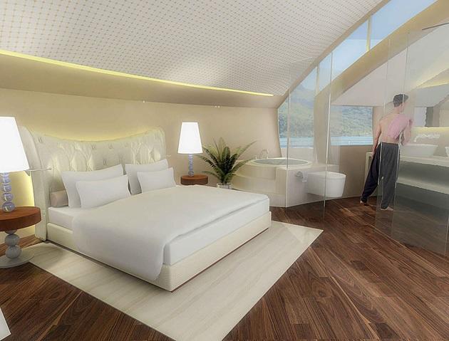 The Luxury Solar Floating Island Resort (3)