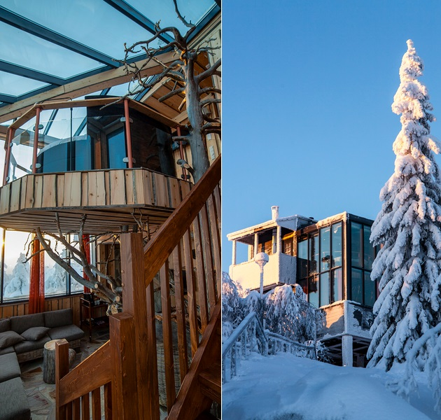 Incredible Eagles View Suite at Iso Syote Hotel in Finland (7)