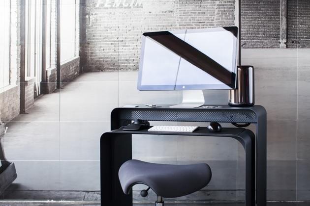 Oneless Space Saving Desk (6)