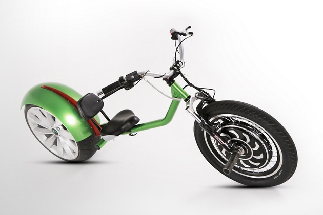 Chop-E is an Electric Version of Chopper