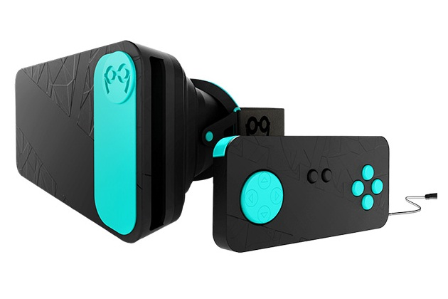 Moggles Virtual Reality Headset for Smartphones (3)
