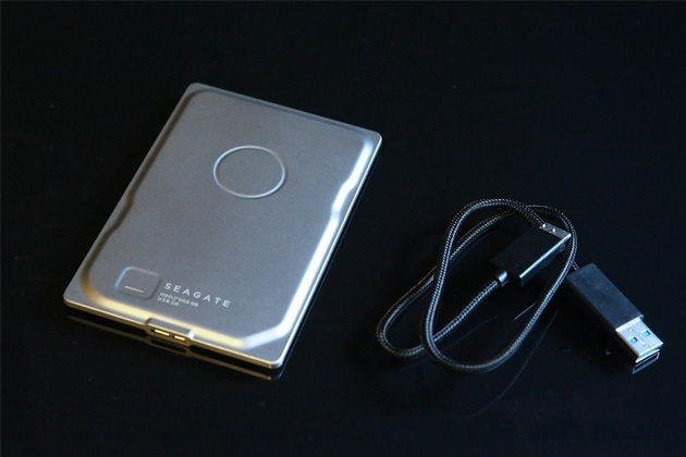 Seagate Seven Thinnest 500GB Portable Hard Drive (5)