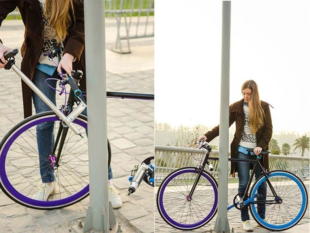 The Worlds First Unstealable Bike (2)