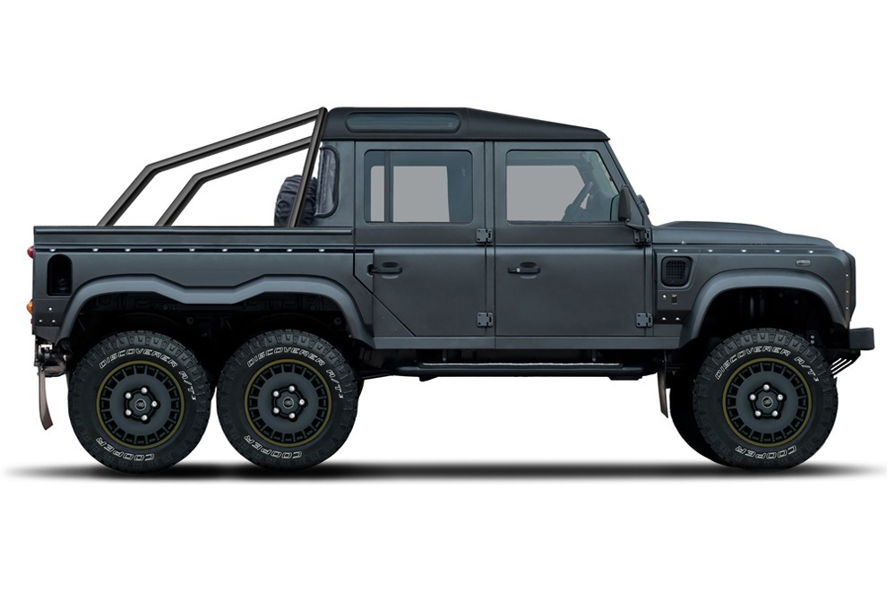 Land Rover Defender Flying Huntsman 110 WB 6x6 Bonjourlife