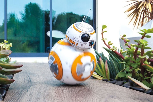 Sphero Star Wars BB-8 App-Enabled Droid Toy (8)