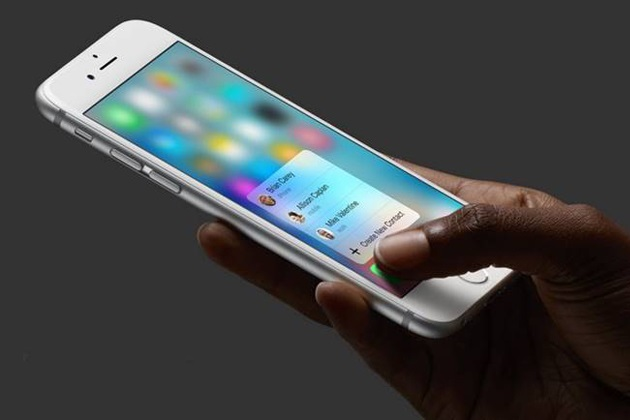 iPhone 6S and 6S Plus Announced with 3D Touch Live Photos 12 MP Camera 4k Video (10)