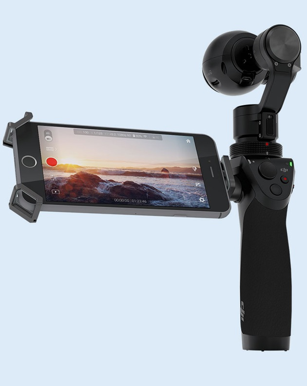 DJI Osmo Is Ultimate Brushless Gimbal With Handheld 4k Camera (5)