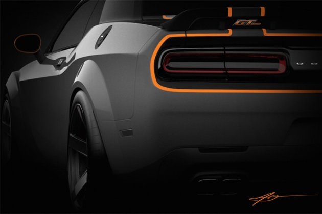 2015 Dodge Challenger GT is All-Wheel-Drive Concept (2)