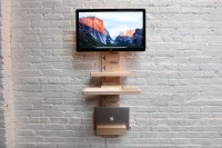 StandCrafted - Wall-mounted Standing Desk - Bonjourlife