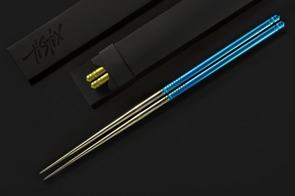 TiStix Titanium Chopstick (2)