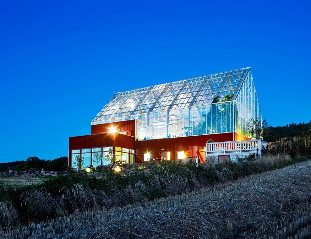 Uppgrenna Nature House in Sweden  Bonjourlife
