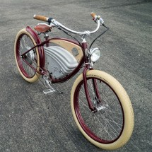Vintage-style Electric Bicycles Men - Bonjourlife