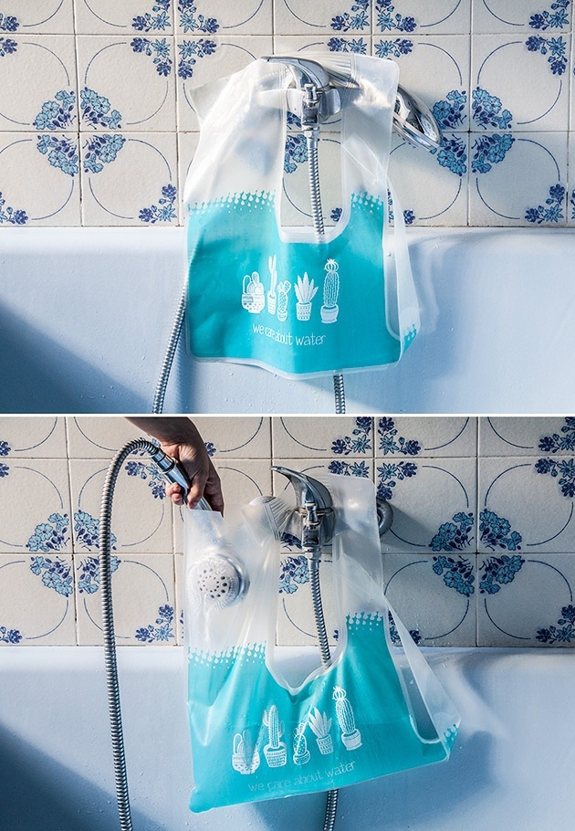 WaterDrop Lets You Save Cold Water in Showers (2)