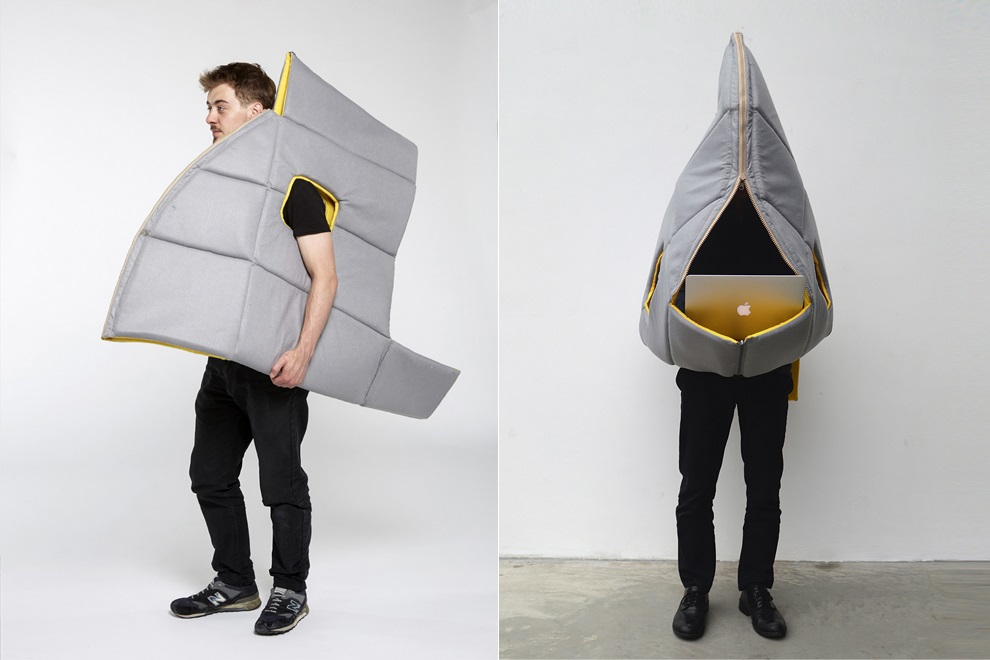 Sharkman Gives You Comfy and Flexible Private Space (7)