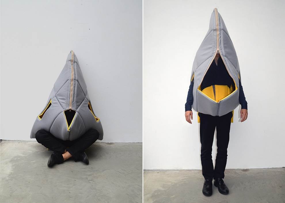 Sharkman Gives You Comfy and Flexible Private Space (4)