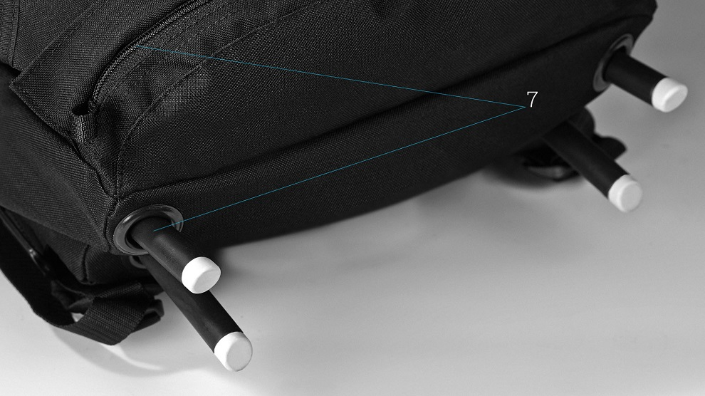 Unique BagoBago Backpack Has Built-in Stool (1)