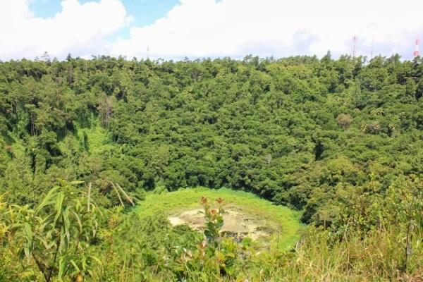 Trou aux Cerfs, Mauritius / Ile Maurice