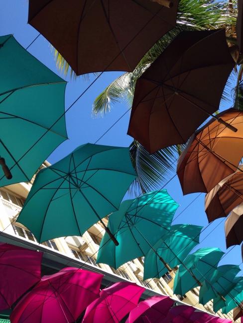Parasols - Ile Maurice