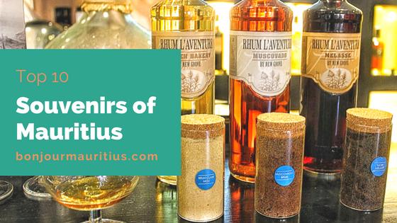 Top 10 Souvenirs of Mauritius