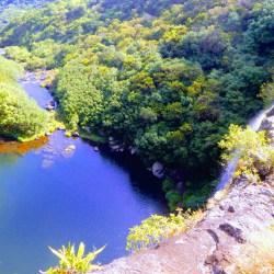 Hiking in Mauritius 7 Cascades Tamarind Falls 1
