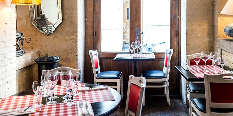 restaurant relais de la butte with