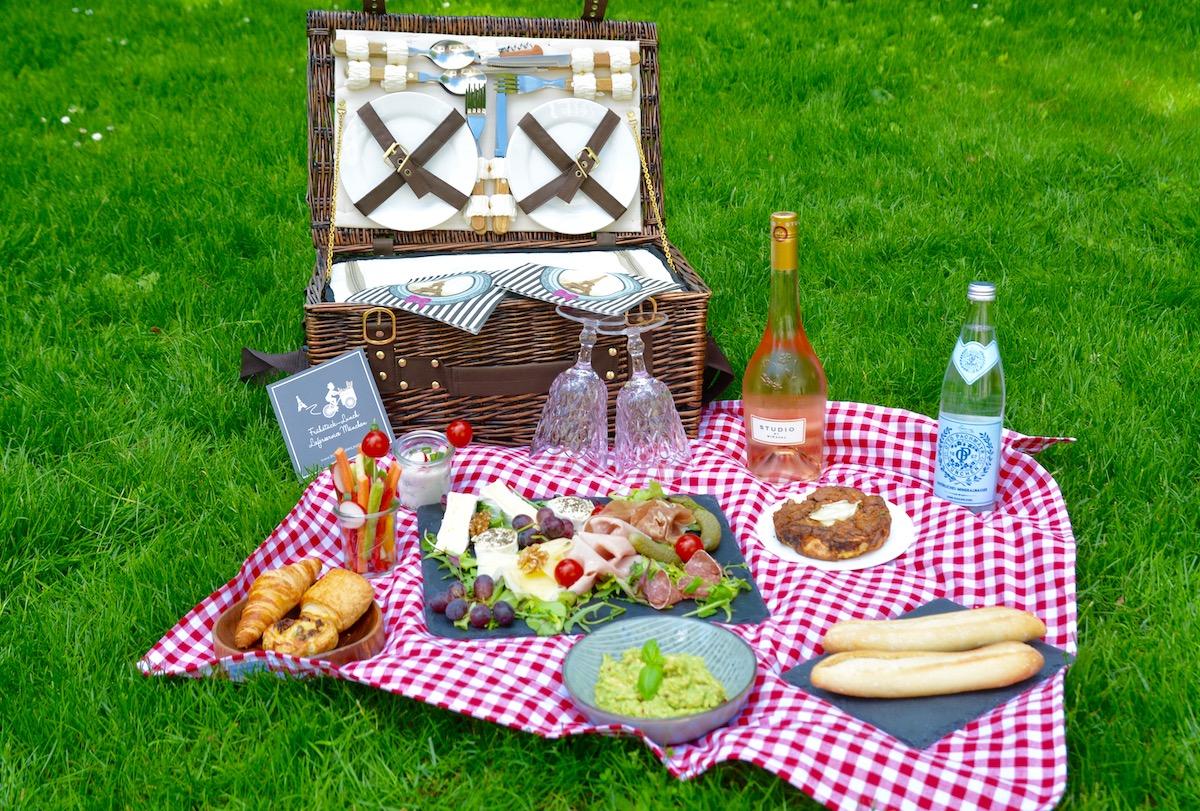 Französisches Picknick (2-3 Pers.)