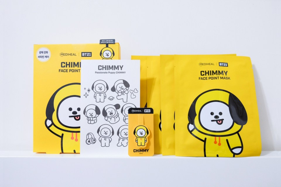 TATA&CHIMMY&COOKY