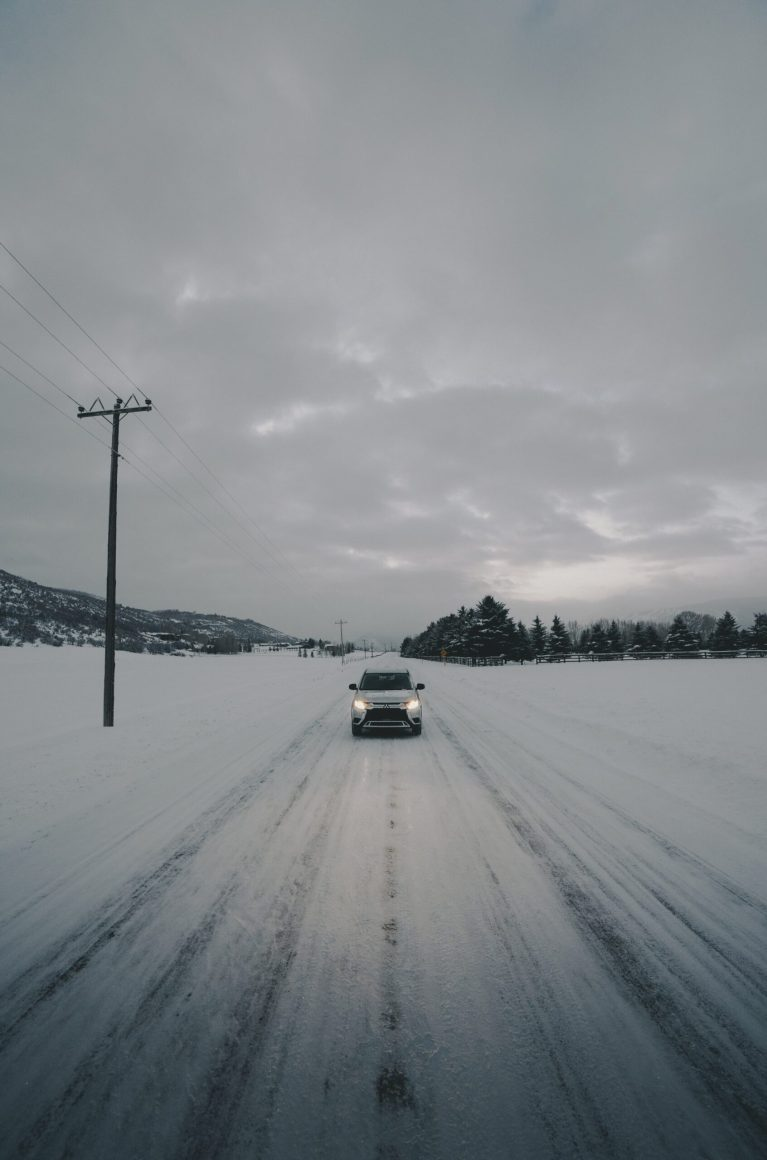 Driving Staying Safe During Winter