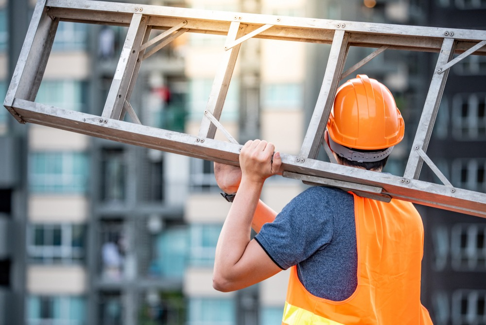 Working at Height The Risks and Challenges