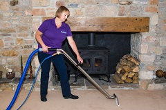 Professional carpet cleaning Yate, with all work carried out by an female team
