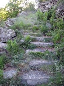 Calade-en-escalier