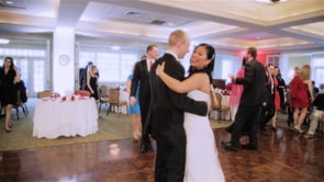 Highlights of Paula and Jason's wedding at the Radnor Valley Country Club in Radnor PA