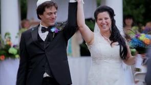 Elina and Nikita's wedding video