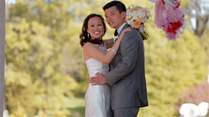 Highlights of Stephanie and Louie's wedding at the DuPont Country Club in Wilmington DE