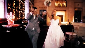 Lauren and Brian's wedding video in Philadelphia PA