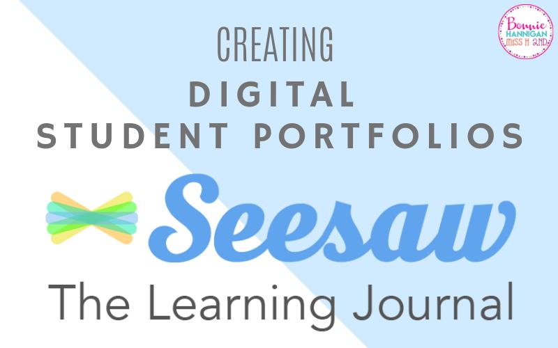 Seesaw Digital Portfolios
