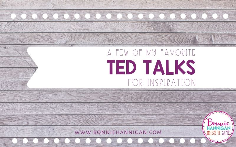 Ted Talks Blog Post Image