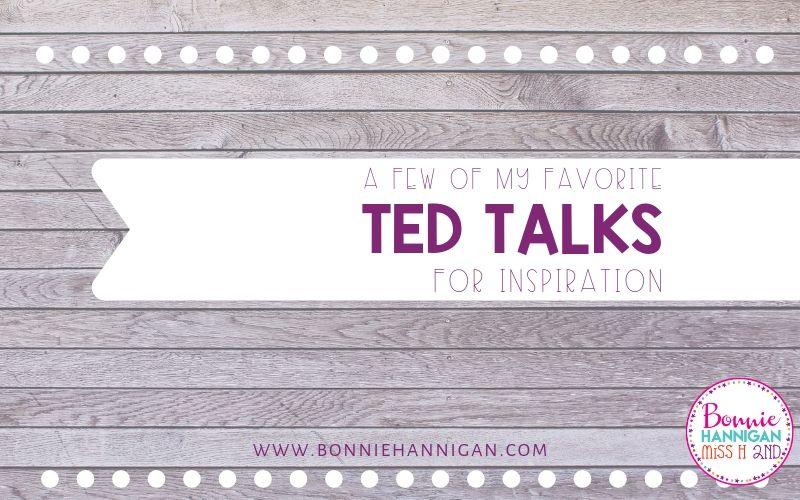 Ted Talks That Inspire Educators