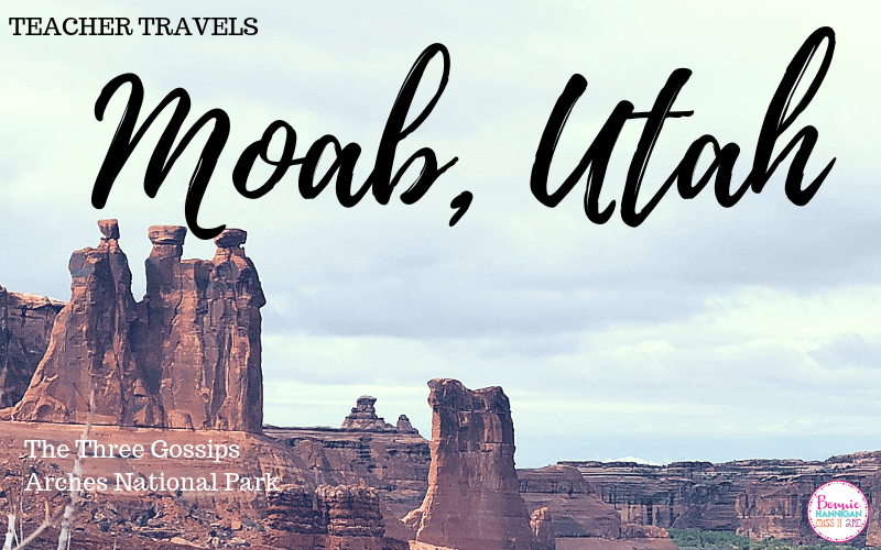 Moab Utah Arches National Park
