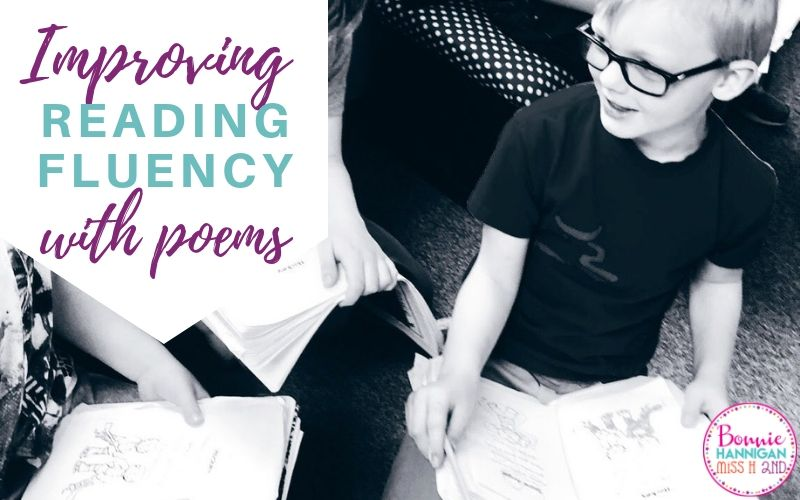 Improving Reading Fluency with Poems
