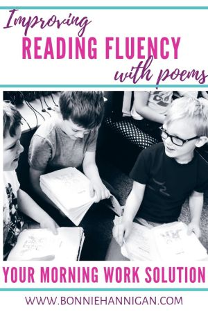 Improving Reading Fluency with Poems Image