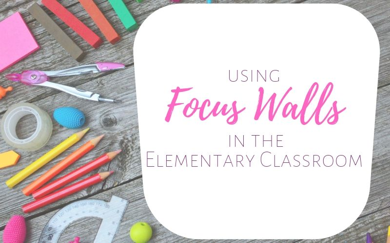 Focus Walls For All Things Reading