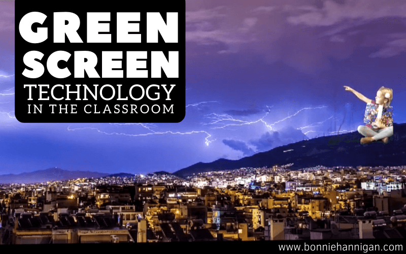 Green Screen in the Classroom
