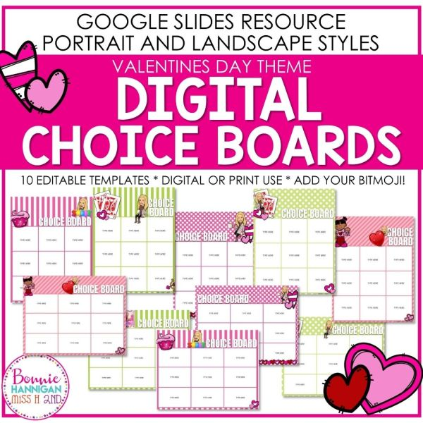 Valentines Day Themed DC Boards