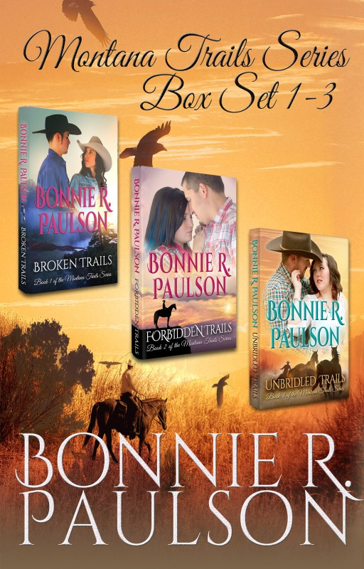 The Montana Trails series Boxed Set, 1-3