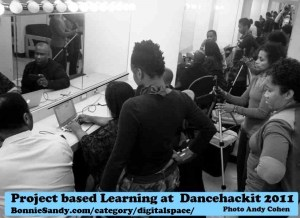 exploring-teaching-and-Learning-video-and-new-media-at-Dancehackit-2011