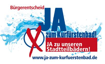 "Bürgerinitiative ""Kurfürstenbad bleibt!"""