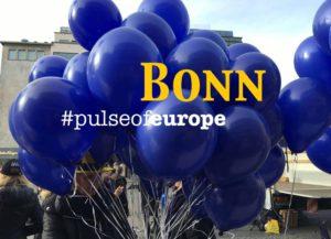Pulse of Europe - Bonn